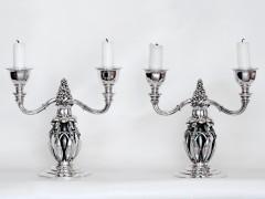 Leuchter 2-armig