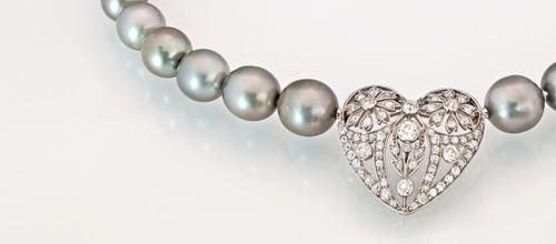 Perlkettenverschluß